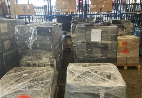 10 Pallets of Used Computers (600)- DSS2512 (I)